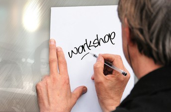WORKSHOPS AND DROP-INS