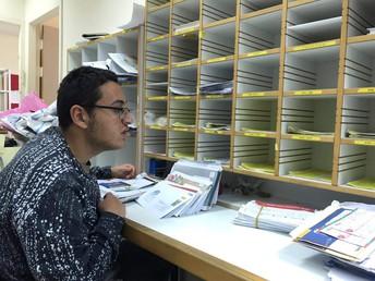 פינת יום העבודה - דואר ישראל
