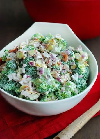 Broccoli Salad - Low Carb