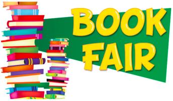SCHOLASTIC BOOK FAIR - Coming Soon!