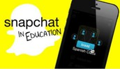 Ideas for using SnapChat in the classroom