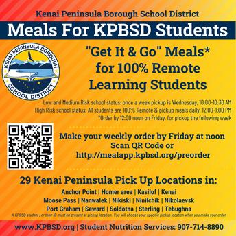 Get It & Go Meal Information