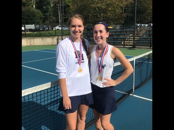 District I Doubles Tennis Champions