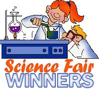 Congratulations Science Fair Winners!!