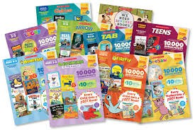 Scholastic Books - Thank you!