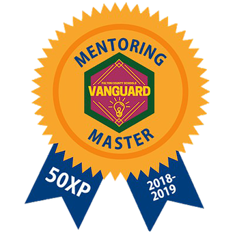 Congratulations to our Mentoring Masters!