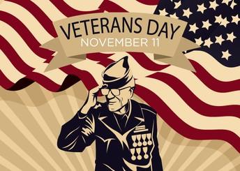 Annual Veterans Day Ceremony