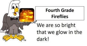 Fourth Grade Fireflies