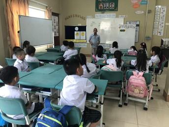 Grade 2A Class
