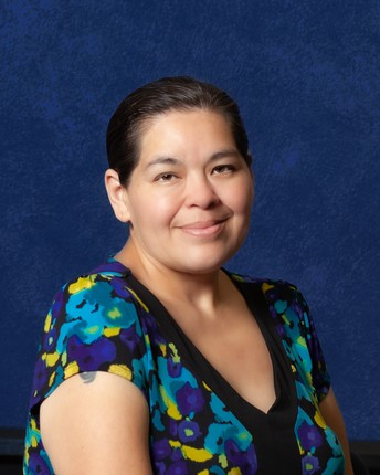 Kitty Hawk Middle School Library Assistant, Marylu Perez