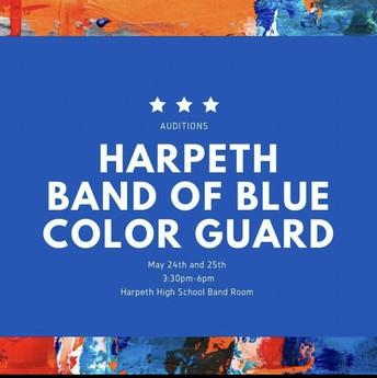 HHS Color Guard