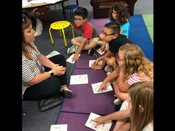Guided Reading Instruction