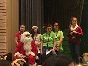 Santa came early!!!