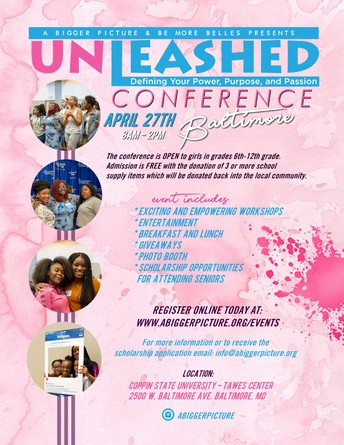 Unleashed Conference: Defining Your Power, Purpose and Passion