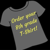 Eighth Grade T-Shirts
