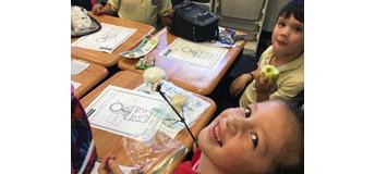 1st Grade News  for 1/16/18 - 1/19/18