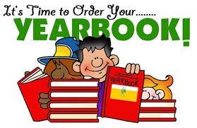 Yearbook Orders ~ Kindergarten through 4th Grade