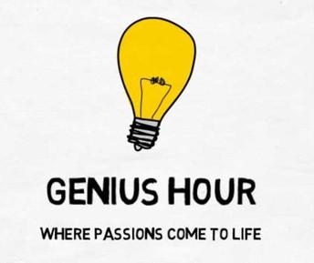 School Spotlight: Genius Hour