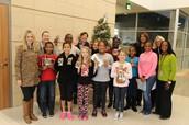 Bell 4th/5th Grade Art & Essay Winners