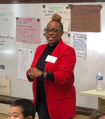 Ms. Sandi Robinson: Director of Sales, GODFREY HOTEL