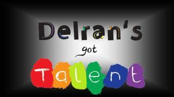Congrats Delran's Got Talent Winners