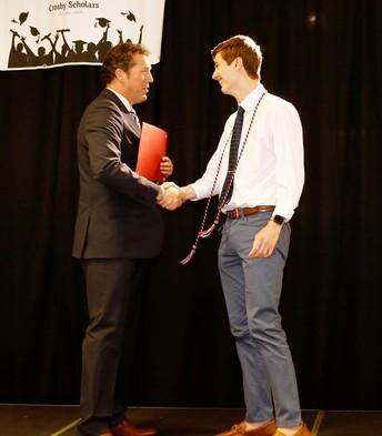 The Sue P. Fisher Community Service Award