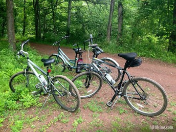 Explore New Bike Trails