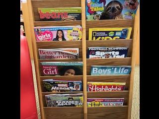 New Magazines