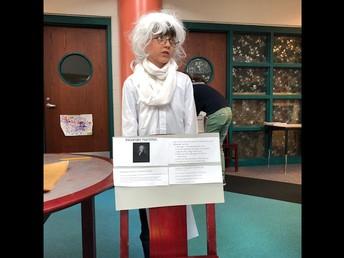 John as Alexander Hamilton