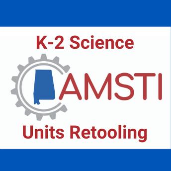 K-2 Science Units Retooling