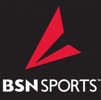 GADC SPONSORS BSN SPORTS