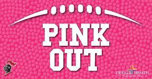 Cheer Pink Out Shirts
