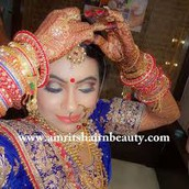 Wedding Bridal Make Up in Udaipur