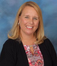 Amy Warford, instructional assistant