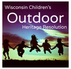 EE News: Wisconsin Children's Outdoor Heritage Resolution