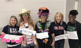 Teachers had fun!