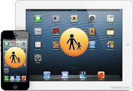 Setting up parental controls on your students iPad
