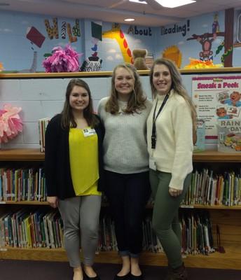 New Student Teachers