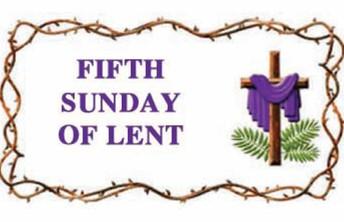 Fifth Sunday of Lent-John 11:1-45