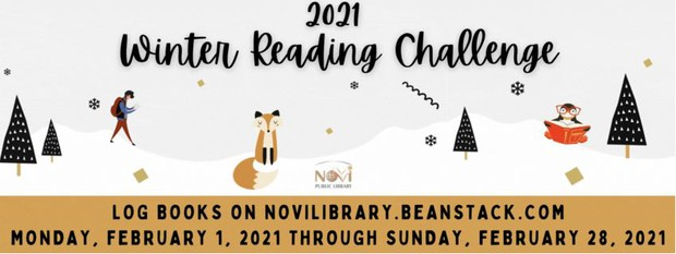 NPL Winter Reading Challenge