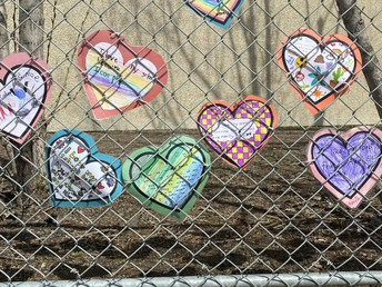 Hearts in Honour of Catholic Education