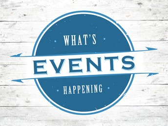 Upcoming Events - November
