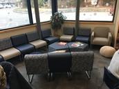 New furniture! Yahoo!