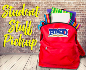 """""""Student Stuff"""" Pick-Up Dates and Times for Parents - Student Car Tags Needed"""