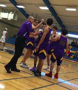 Nothing but Net: Boys Basketball