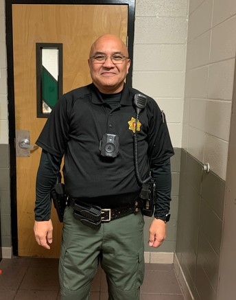 Welcome School Resource Officer, Bomagat!