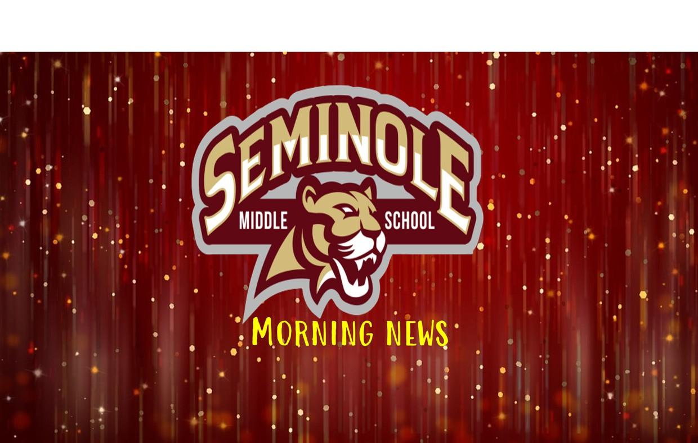 2020-2021 Seminole Morning News