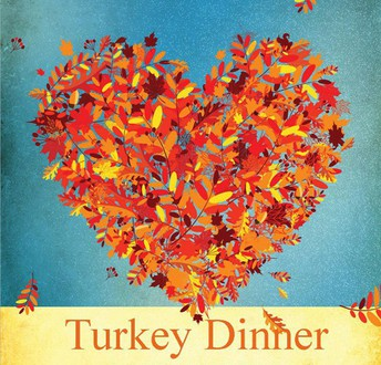 ANNUAL TURKEY DINNER & SILENT AUCTION
