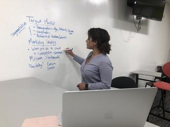 Ms. Siemieniec Talking Strategy