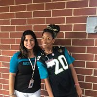 Ms. Bawli & Mrs. Sudduth have Jaguar SPIRIT!